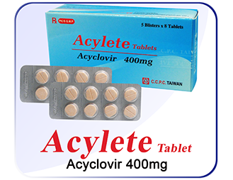 Acylete 400 mg