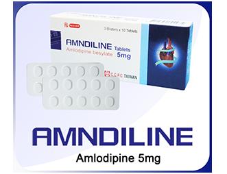 Amndiline 5mg