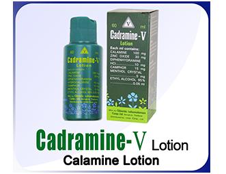 Cadramine-V