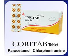 Coritab Tablet