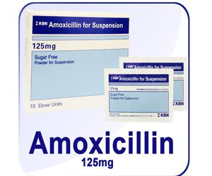 Amoxicillin 125mg