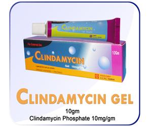 Clindamycin 10gm