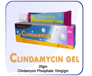 Clindamycin 20gm